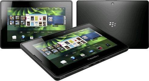 Comienzan a surgir rumores sobre el BlackBerry PlayBook 2