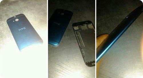El HTC M8 tendrá una pantalla de 5 pulgadas y usará Android 4.4 KitKat