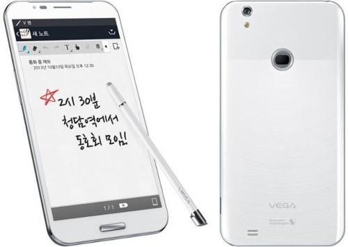 El Vega Secret Note ha sido bien recibido en Corea del Sur