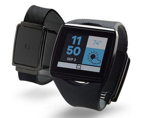 El smartwatch Toq de Qualcomm será lanzado el 2 de diciembre
