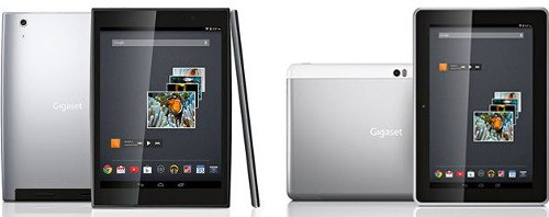Gigaset entra al mercado de los tablets con dos modelos de gama alta