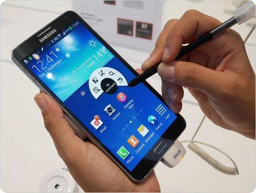 La quinta parte de los smartphones vendidos durante los últimos meses son phablets