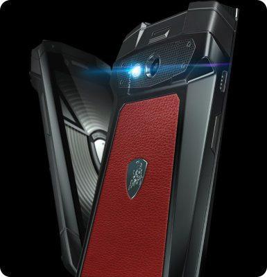Lamborghini Antares, un nuevo smartphone Android de lujo
