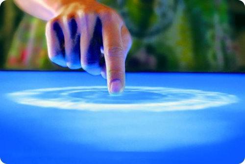 Las nuevas pantallas touch de Apple serán sensibles a la presión