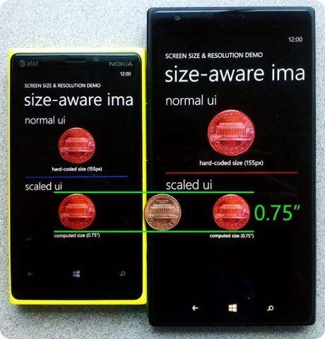 Los dispositivos Windows Phone llegarán hasta las 7 pulgadas