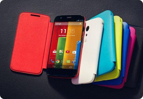 Motorola introduce el nuevo Moto G