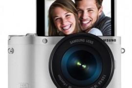 Samsung estrena su primer dispositivo Tizen: la cámara NX300M