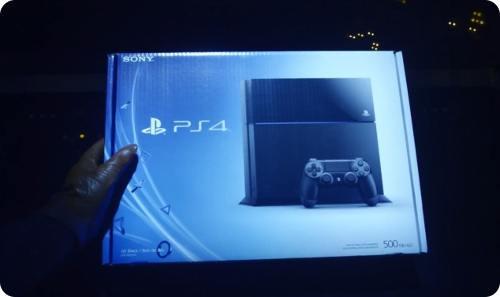 Sony vende 1 millón de unidades de la PS4 en solo 24 horas