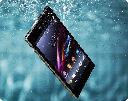 Un pequeño vistazo al Sony Xperia Z1