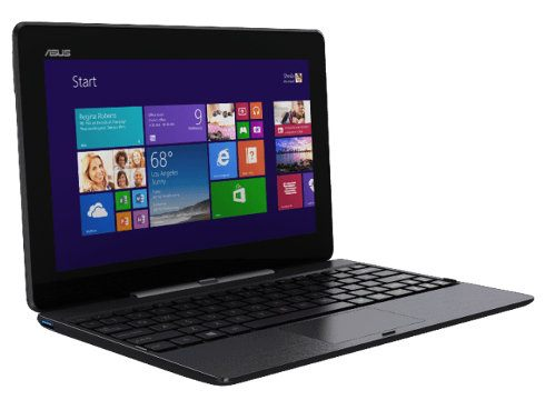 Un vistazo a la ASUS Transformer Book T100