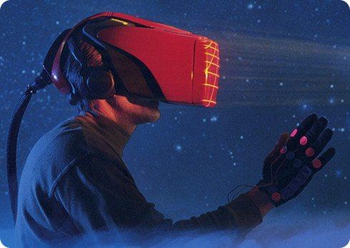 Valve también trabaja en su propio casco de realidad virtual