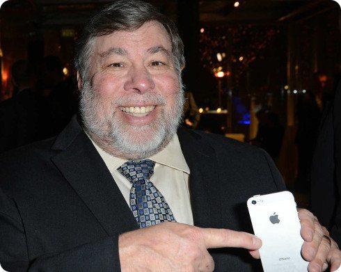 Wozniak opina que Apple debería trabajar junto a Google y Samsung