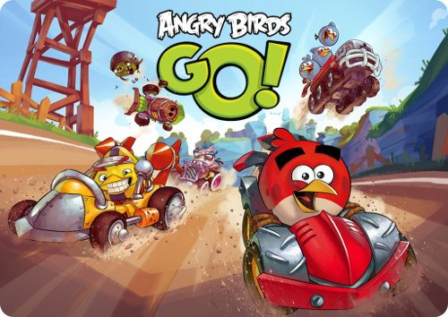 Angry Birds Go! ya está disponible