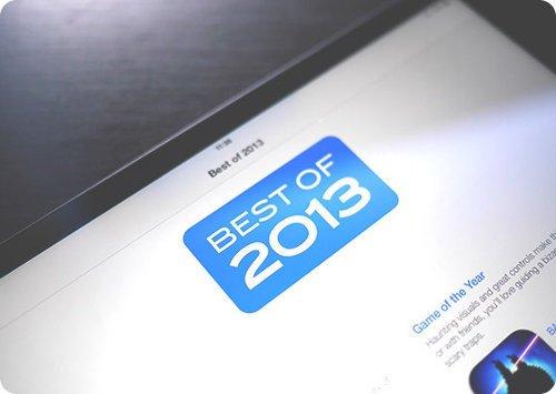 Apple anuncia las mejores aplicaciones del 2013