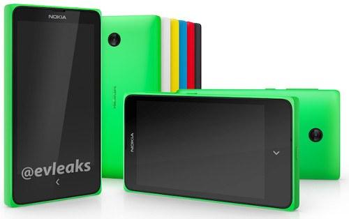 Así es el colorido Nokia Normandy