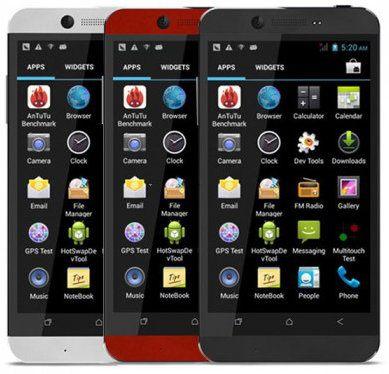 CUBOT One, un smartphone Android bueno, bonito y barato