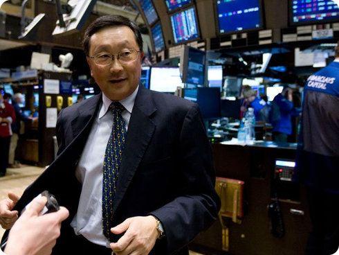 El CEO de BlackBerry dice que la compañía todavía está muy viva