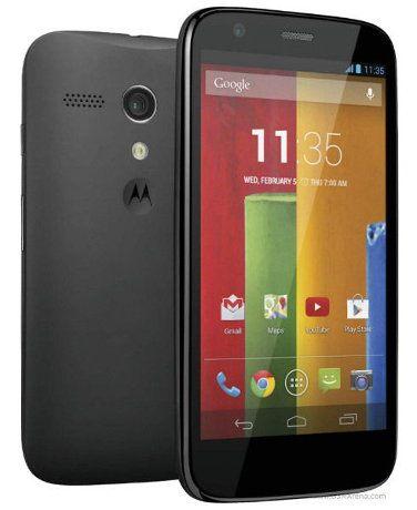El Motorola Moto G recibe Android 4.4.2