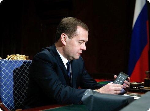 En Rusia, los smartphones extranjeros podrían ser prohibidos