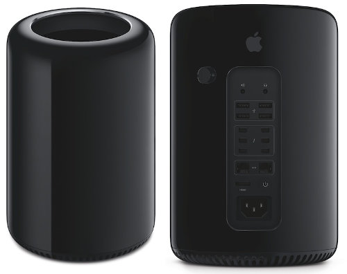 La Mac Pro 2013 sale a la venta a mediados de diciembre