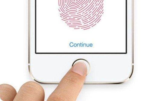 La precisión del Touch ID del iPhone 5S se pierde con el tiempo
