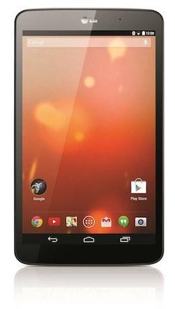 Llega el LG G Pad 8.3 Google Play Edition