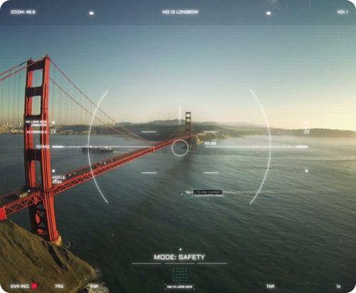 Los drones podrían patrullar las ciudades en el futuro