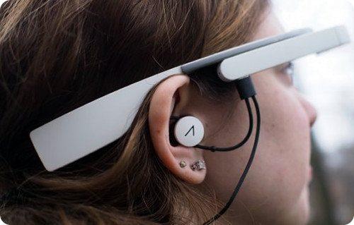 Los nuevos auriculares de las Glass cuestan $85 dólares