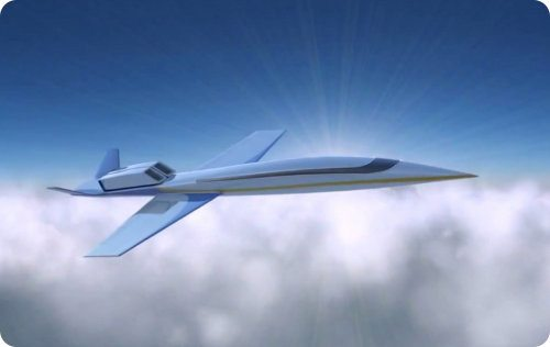 Los ricos podrán volver a disfrutar de vuelos supersónicos