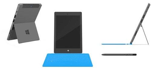 Microsoft está preparando un Surface Mini para competir con el iPad Mini