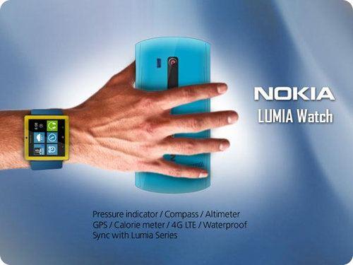 Nokia estaría preparando su propio smartwatch