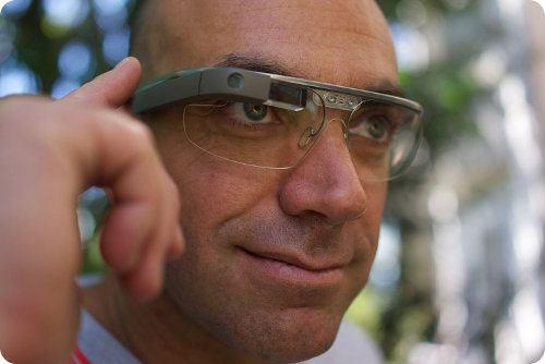 Varias novedades para Google Glass