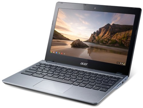 Nuevas Chromebooks con Intel Haswell están en camino
