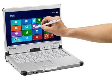 Panasonic equipa a la Toughbook CF-C2 con nueva batería y procesador