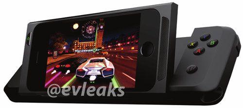 Razer está desarrollando un nuevo mando para jugar en iPhone