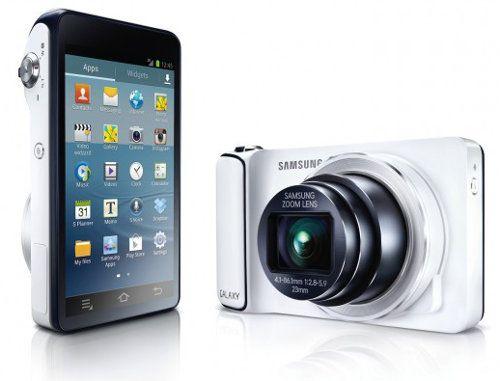 Samsung está preparando una nueva cámara Galaxy