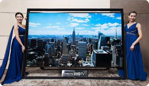 Samsung lanzará este lunes la TV más grande del mundo