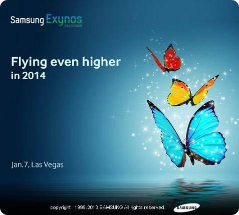 Samsung presentará una nueva tecnología Exynos en el CES 2014