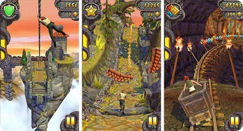 Temple Run 2 llega a Windows Phone