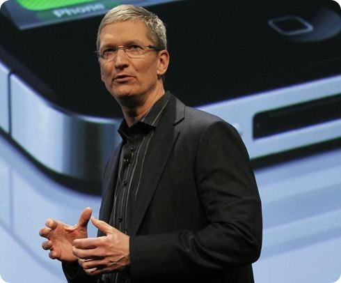 Tim Cook y los planes de Apple para 2014