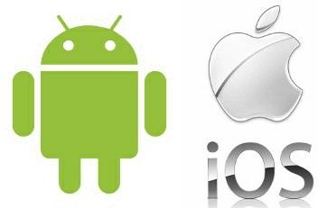 iOS es más popular que Android para hacer las compras