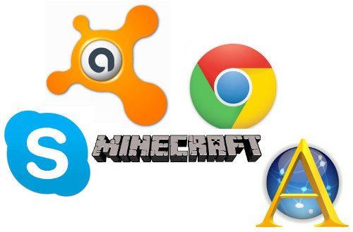 20 aplicaciones de PC más populares del mundo
