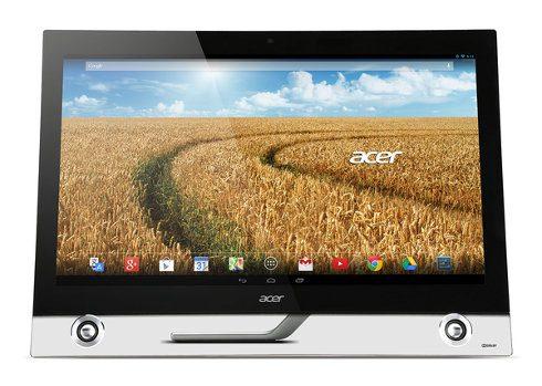 Acer introduce su nueva todo en uno con Android y procesador Tegra