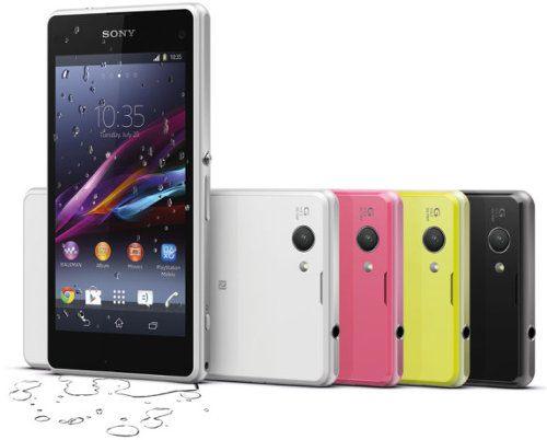 Anunciado el nuevo XPERIA Z1 Compact un smartphone pequeño y muy poderoso
