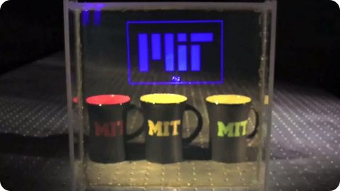 El MIT crea una genial pantalla transparente
