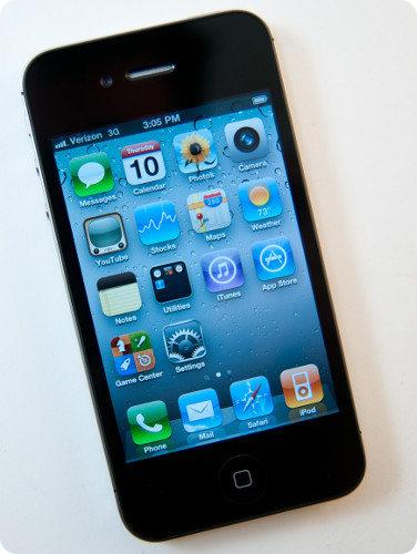 El iPhone 4 de 8GB podría ser relanzado en India