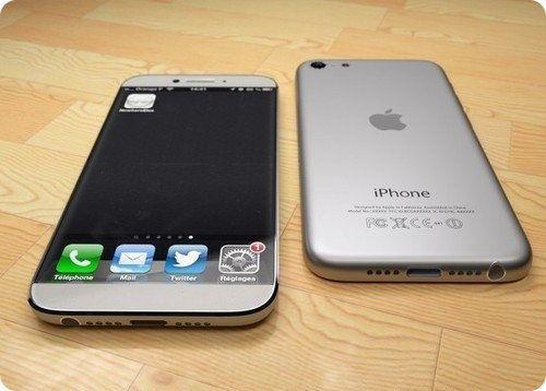 El iPhone 6 tendrá una pantalla Retina de mayor tamaño que la actual