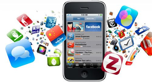 El uso de aplicaciones móviles se duplicó en 2013