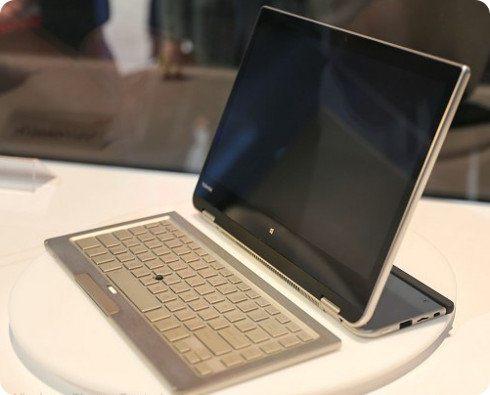 """Esta es la portátil """"5 en 1"""" de Toshiba"""