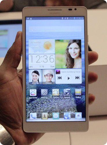 Este es el nuevo Huawei Ascend Mate 2